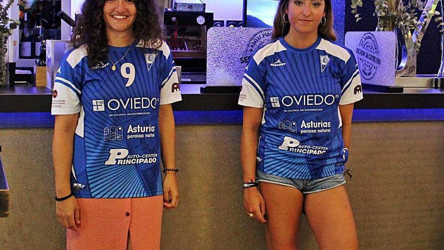 El Oviedo Femenino se pone en marcha