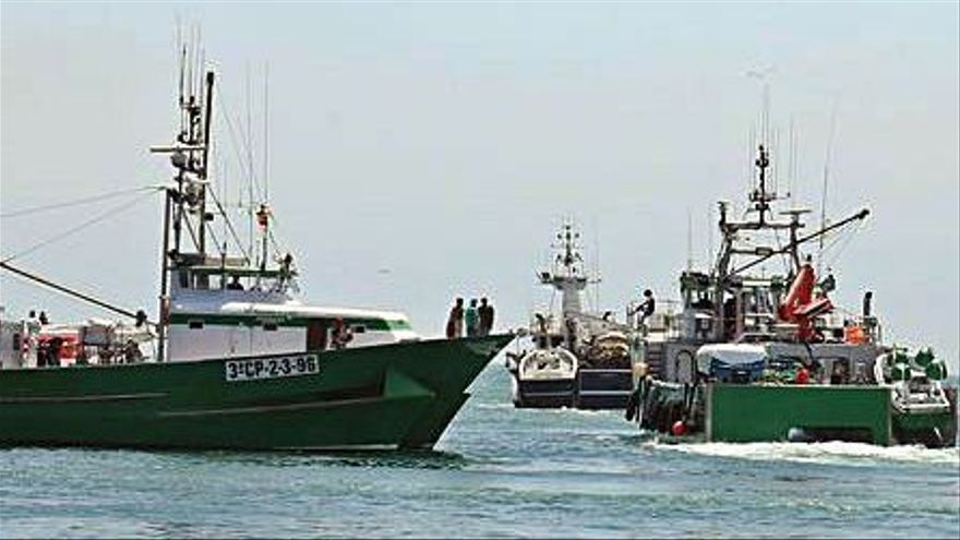 Embarcacions tonyinaires | ARXIU/ACN