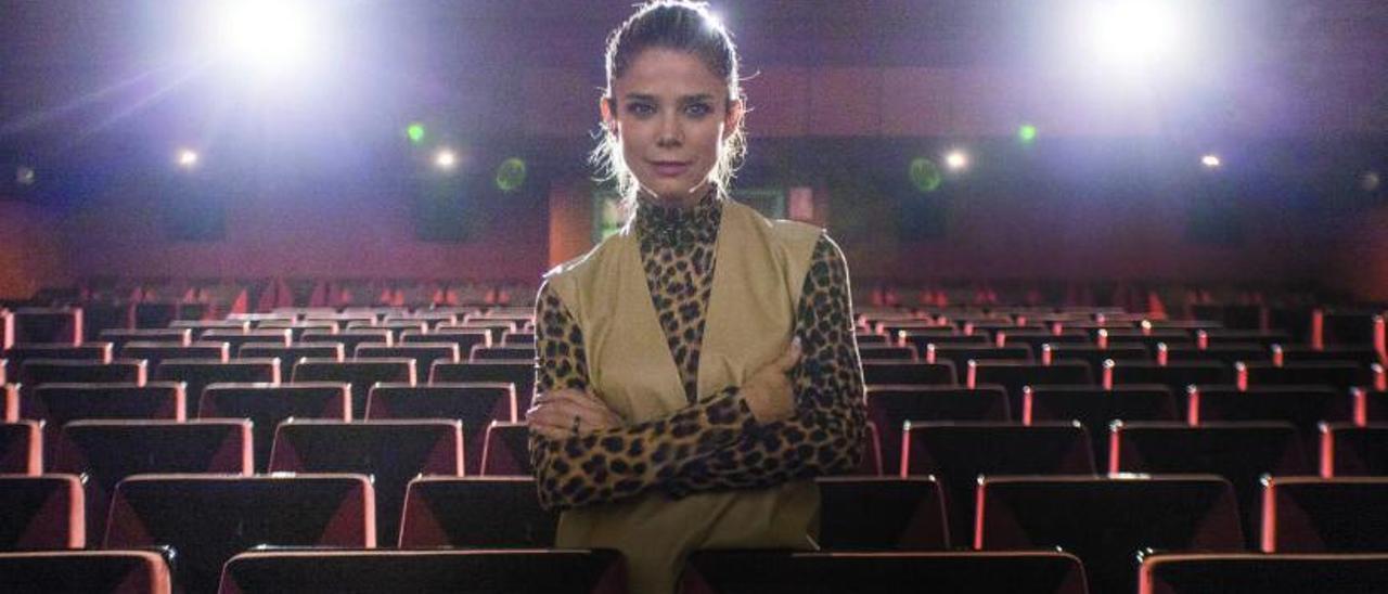 """""""Ser actriz me permite indagar en la condición humana"""""""