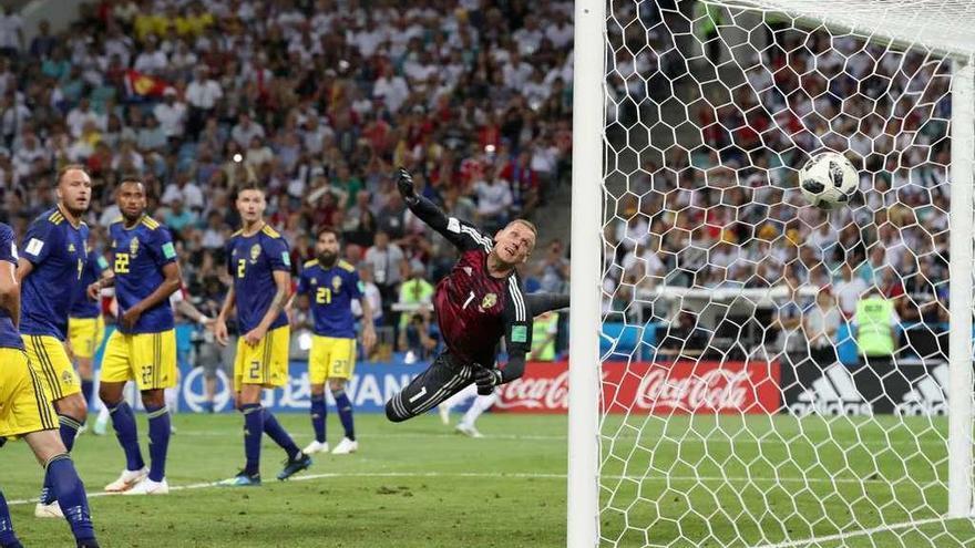 Toni Kroos rescata a Alemania del desastre