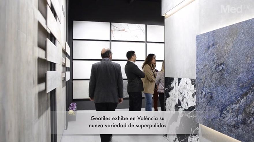 Geotiles en Feria Valencia