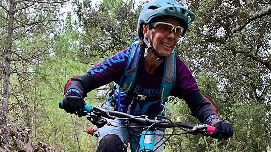 La conselleria autoriza a los ciclistas a utilizar algunas sendas del Parc del Túria