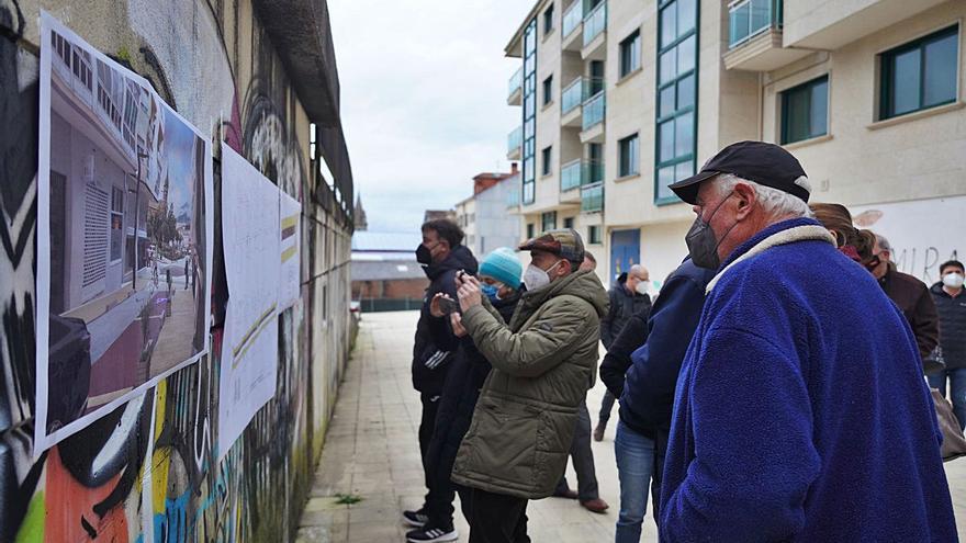 Lalín licita la reurbanización de las calles Monte Faro y Maruja Gutiérrez por 475.000 euros