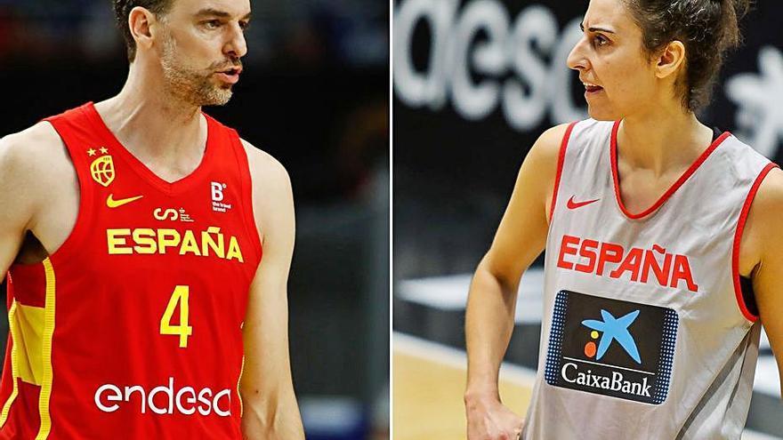 Doble compromiso de la selección española