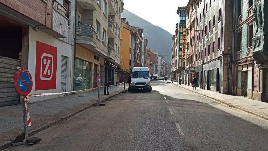 Concluyen las obras para reparar la red de agua en Moreda
