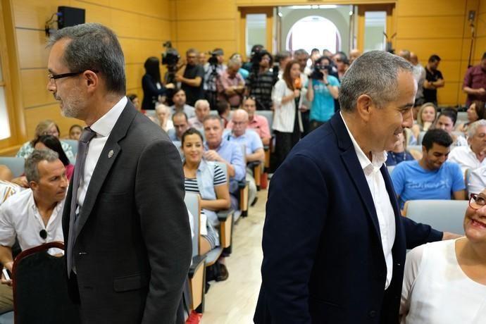 El PSOE anuncia una moción de censura contra CC ...