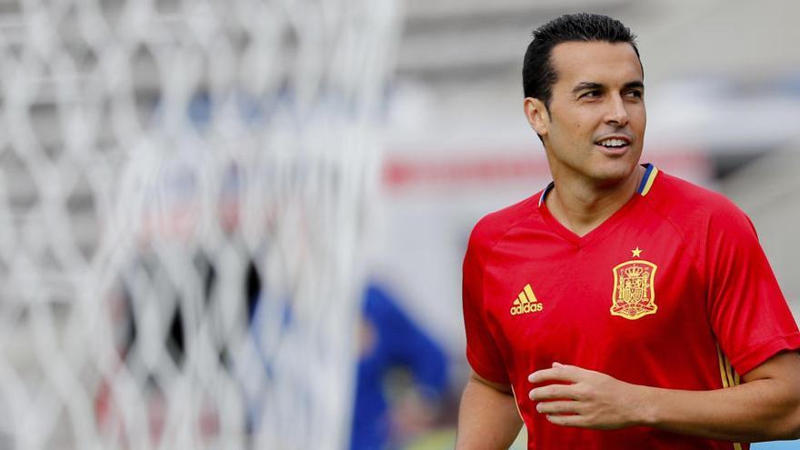 Pedro Rodríguez ficha por la Roma tras dejar el Chelsea