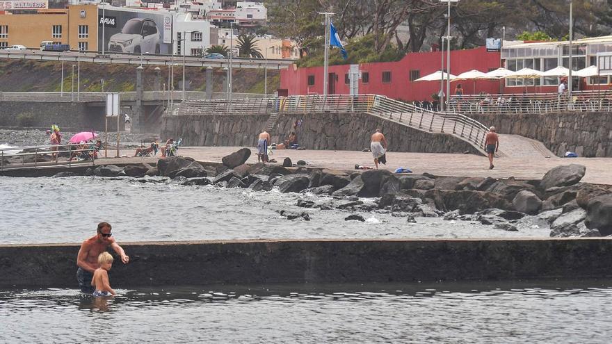 Canarias aparca el proyecto de «turistificación» de los charcos de marea