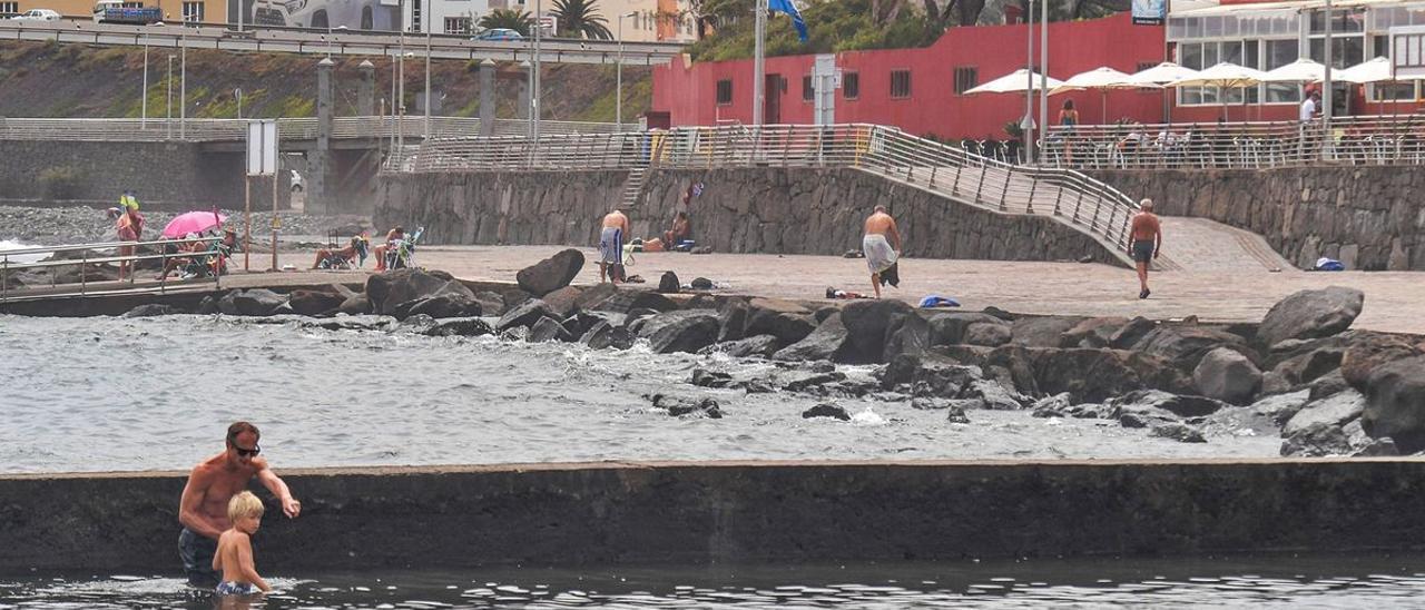 Charcones del Puertillo, en Gran Canaria.