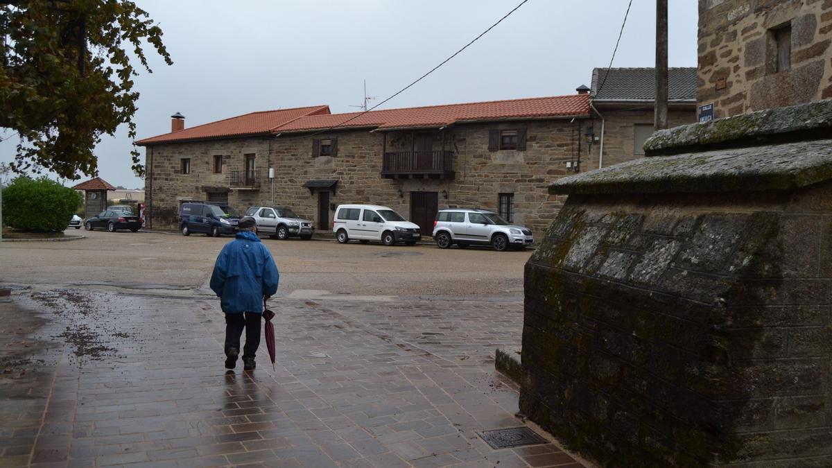 Calle típica de Villardeciervos