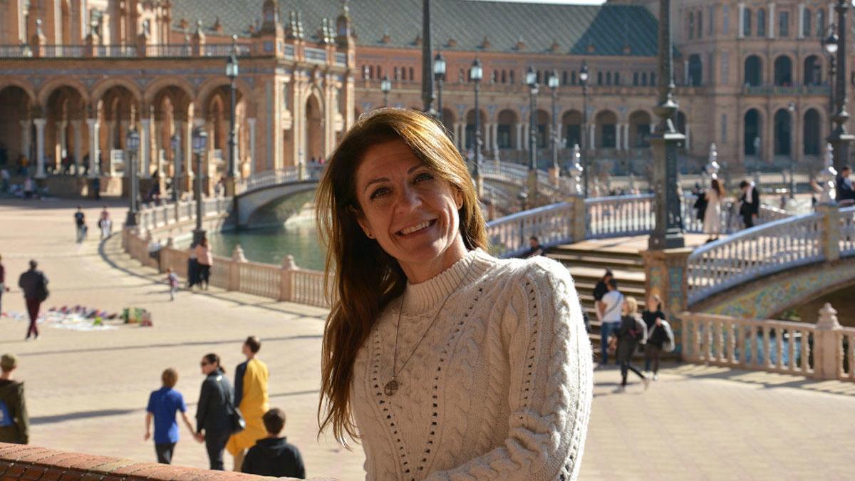 """Maribel Martínez, psicóloga y autora del libro """"¿Cuántas veces te lo tengo que decir?""""."""
