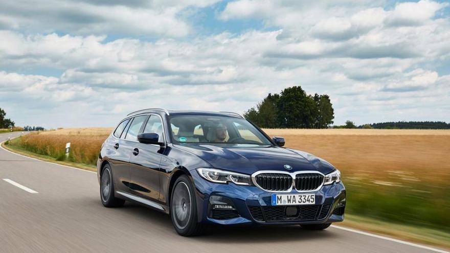 BMW Sèrie 3 Touring, molt més dinàmic