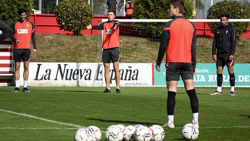 La opinión del día sobre el Sporting: Gallego ya tiene su objetivo