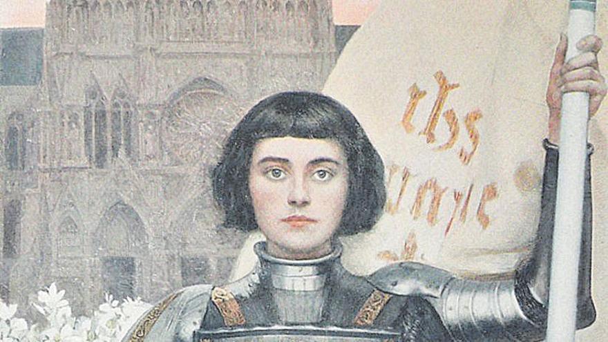 Juana de Arco era muy marciana