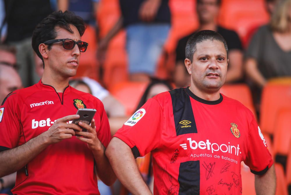 Real Mallorca verliert in Valencia