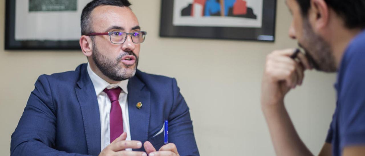 «Para Vila-real estabilidad significa una mayoría absoluta del Partido Socialista»