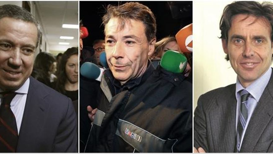 El juez del caso Bárcenas cita como testigos a Zaplana, González y López Madrid