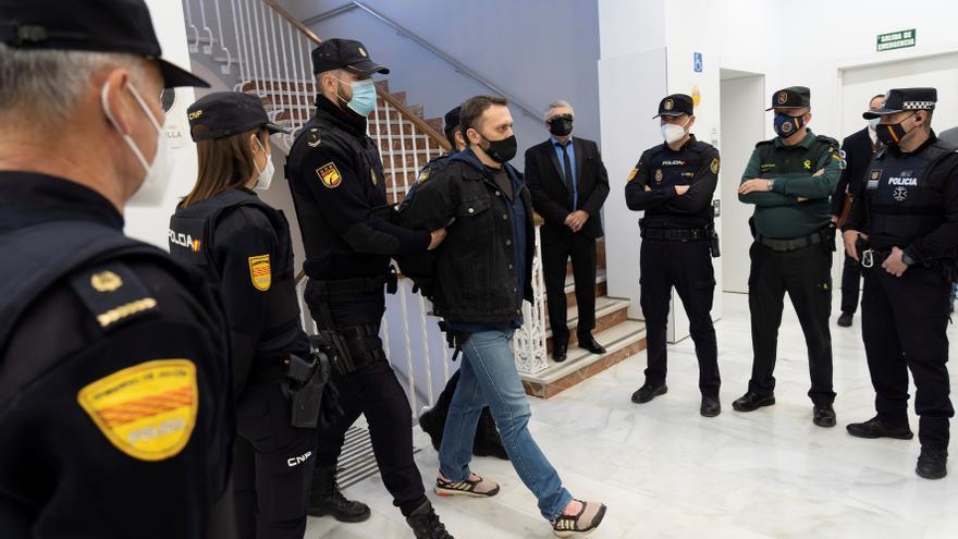 El ingreso de Igor el Ruso en la cárcel de A Lama reactiva la demanda de más personal