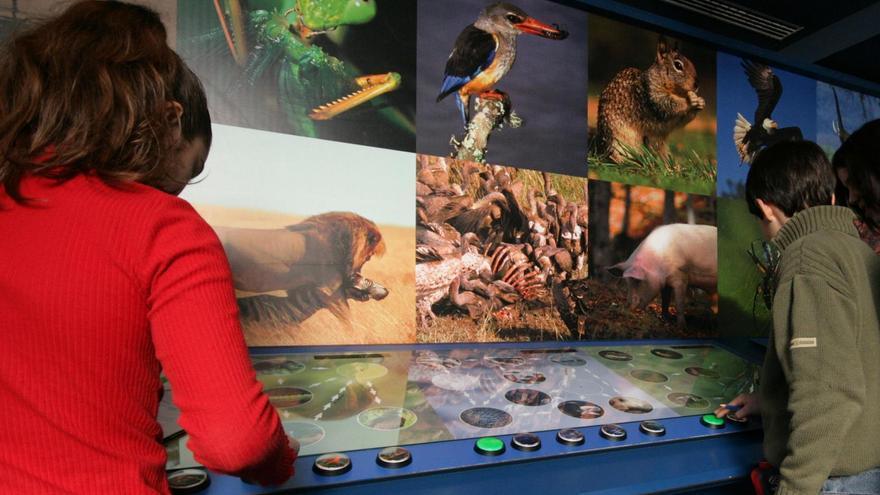 Naturnova: centro interactivo de educación ambiental