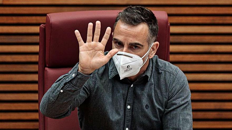 "David Couso: ""No queremos venganza, sino justicia"""