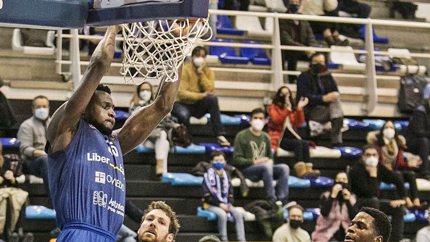 Los errores condenan al COB en Oviedo