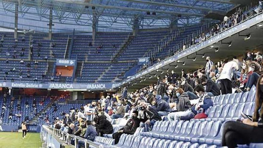 La Xunta autoriza 150 espectadores, pero el club no venderá entradas