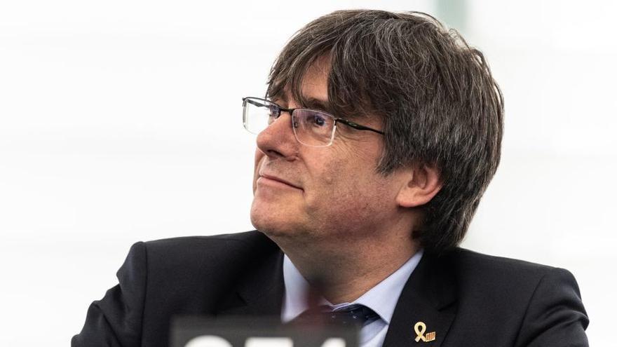 Multa de 1.200 euros por amenazar a Puigdemont