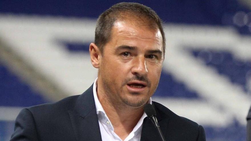 Lardín puede seguir como director deportivo del Extremadura