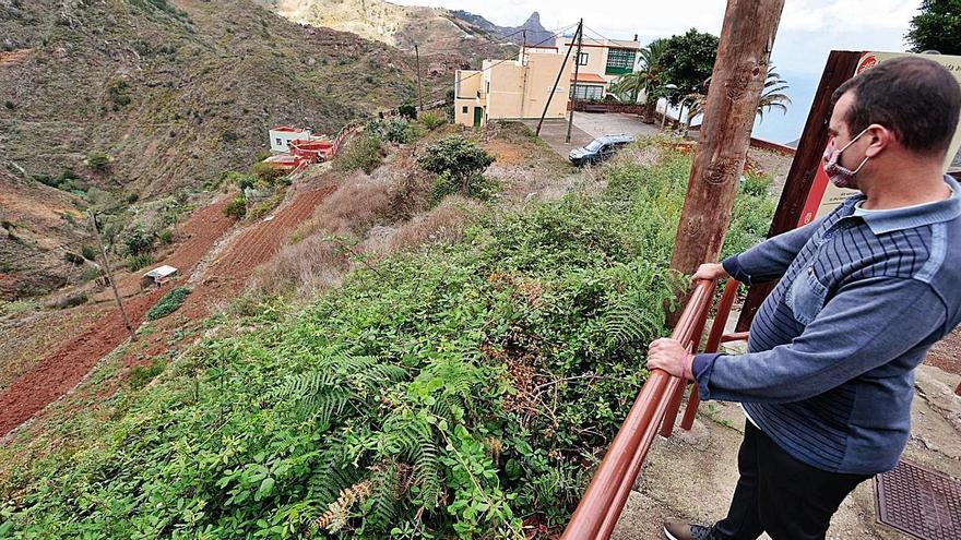 Infraestructuras destinará 100.000 euros al proyecto del local social de Roque Negro
