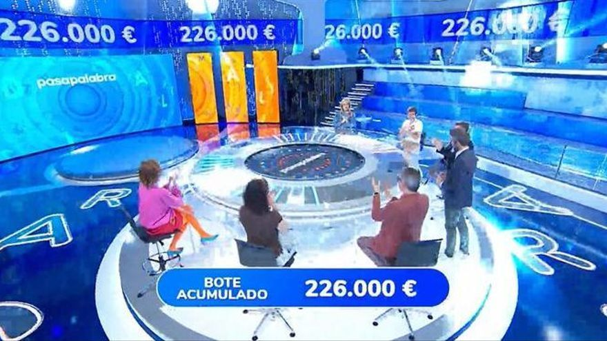 """Un concursante de Pasapalabra sorprende a la audiencia: """"El bote tiene nombre"""""""
