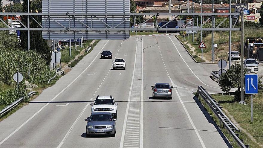 El PDeCAT insisteix en el desdoblament de l'N-II a l'Alt Empordà