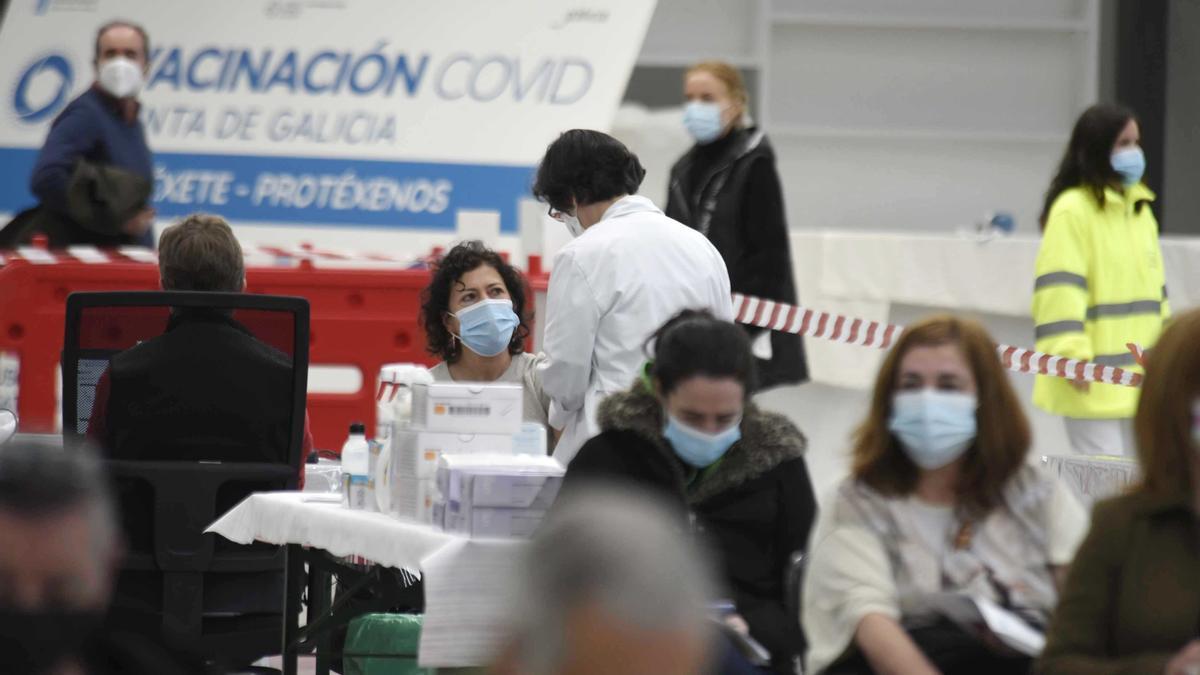 Vaccination in Vigo