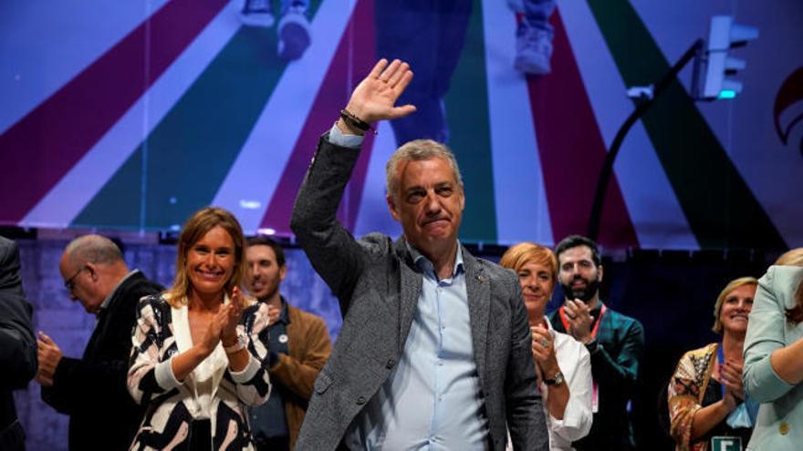 El PNV gana las elecciones y Vox entra en el Parlamento