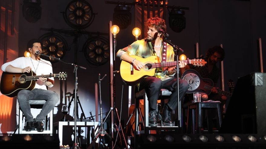 Las mejores imágenes del concierto de Manu Carrasco en el SOM Festival