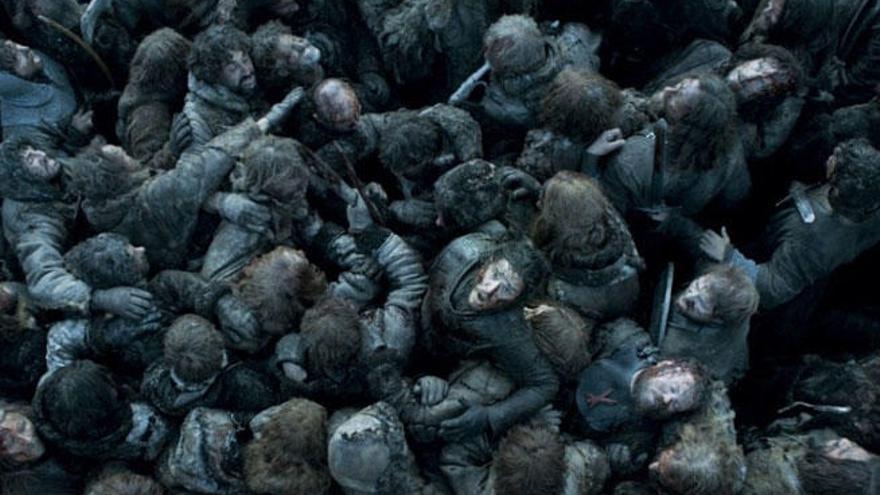 'Juego de tronos' buscará extras para los rodajes en España
