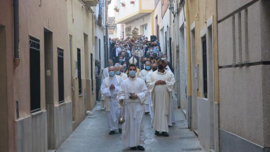 Turís abre el Año Jubilar de san Francisco de Borja