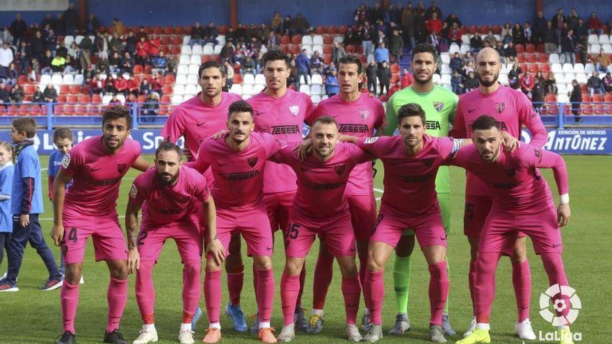 Análisis del Málaga CF uno a uno