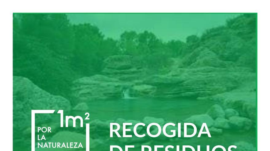 'Unidos contra la basuraleza' organiza una recogida de residuos en el nacimiento del Rio Mula