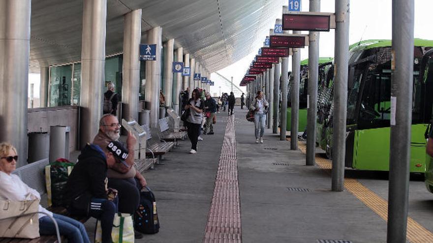 CC solicita al Cabildo medidas para incentivar el transporte público