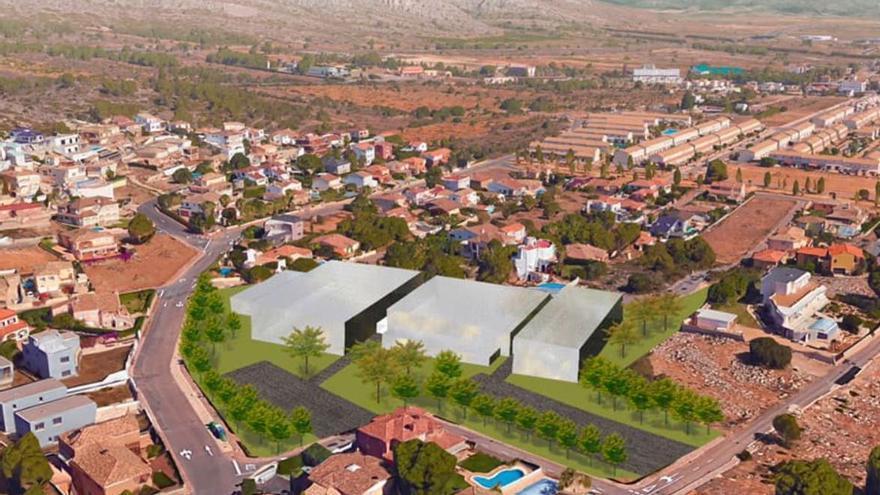 El polideportivo de Orpesa se construirá en El Balcó
