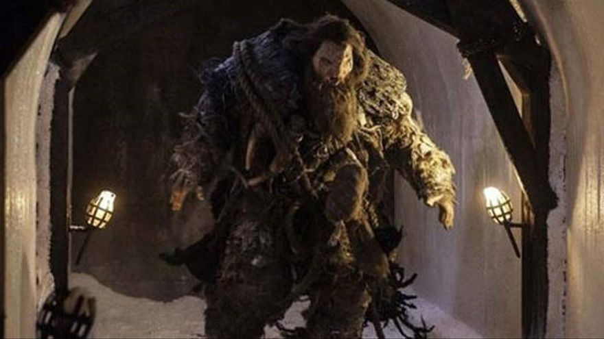 Mor Neil Fingleton, actor de 'Juego de Tronos'