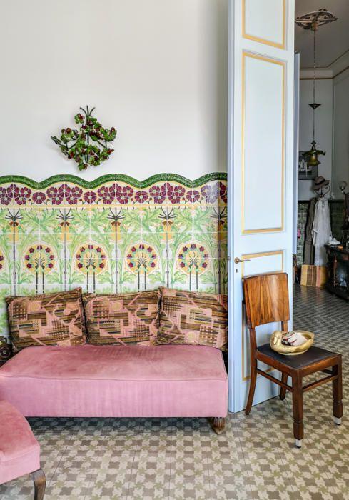 Un recorregut per l''interior de la Casa Serinyana.