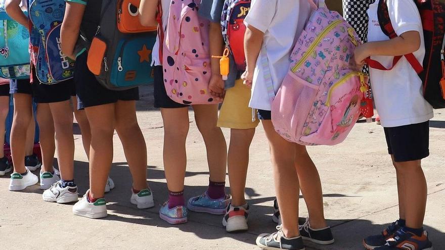 El 1 de junio se abre el plazo de matriculación de Infantil, Primaria y Educación Especial