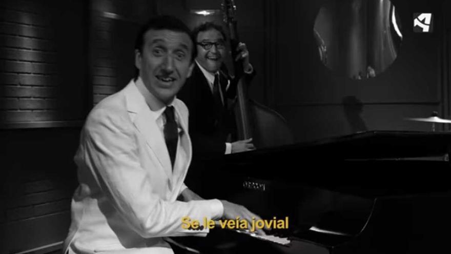 'Era un rey muy campechano', la viral parodia de 'Oregón TV' sobre Juan Carlos I