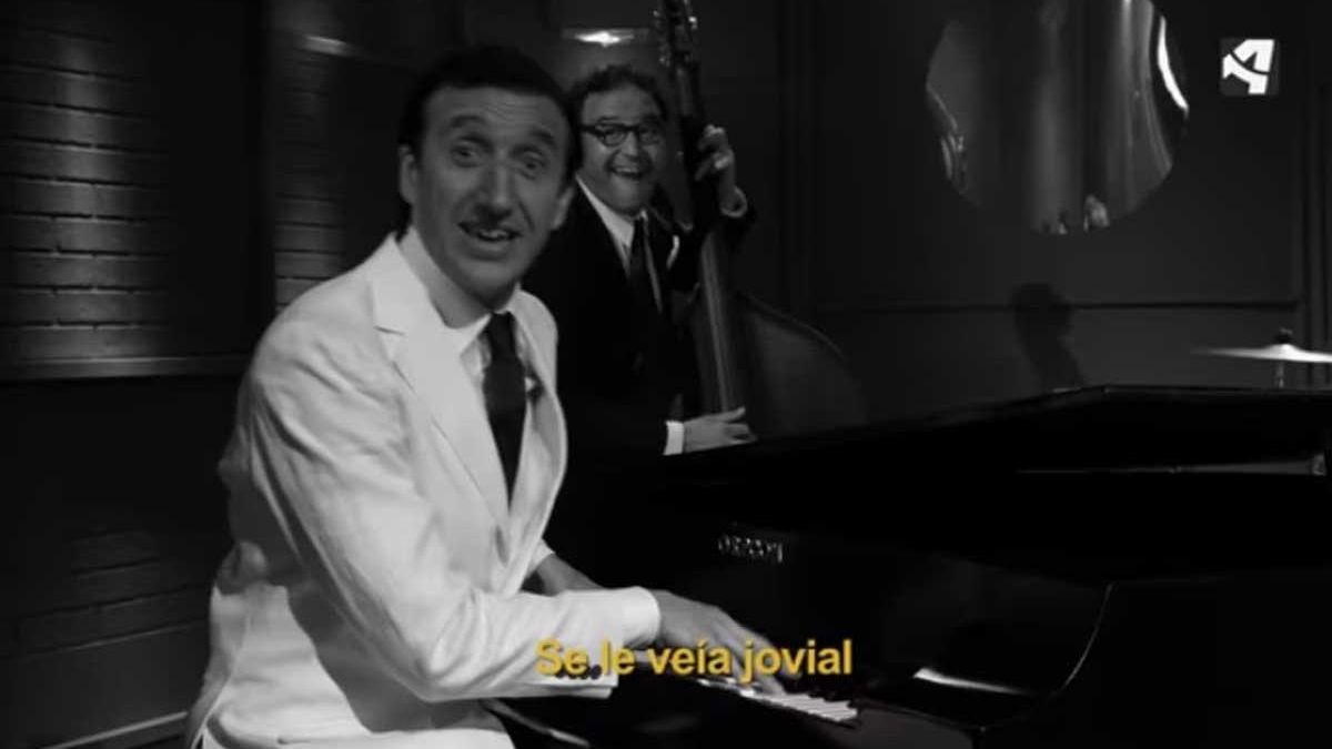 'Oregón TV' parodia al rey emérito.