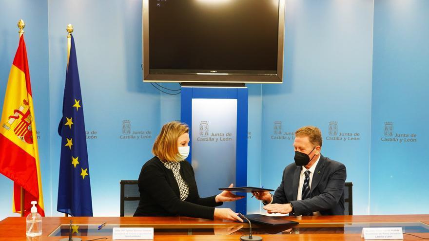 Más de un millón de euros para mejorar la vida de las personas con discapacidad en Castilla y León