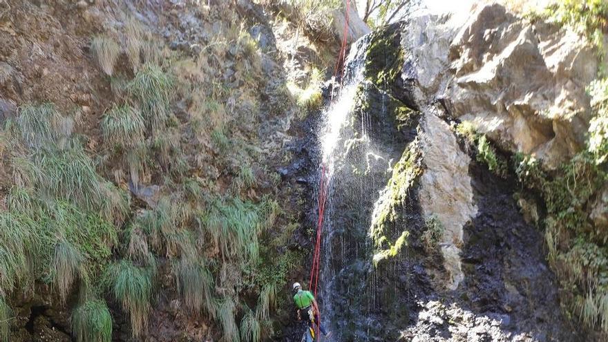 Turismo Costa del Sol graba rutas para el futuro Parque Nacional Sierra de Nieves