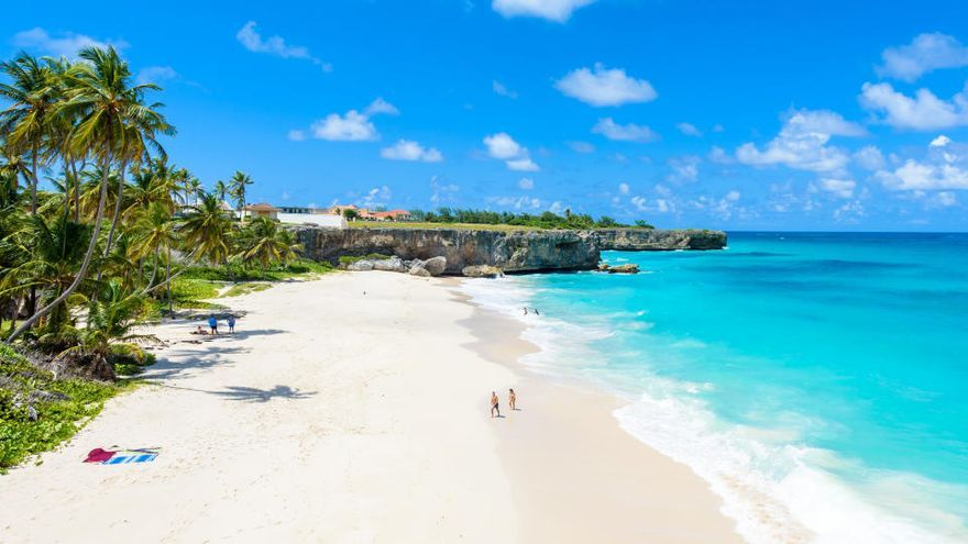 La propuesta de Barbados que te permite teletrabajar un año entero desde el Caribe