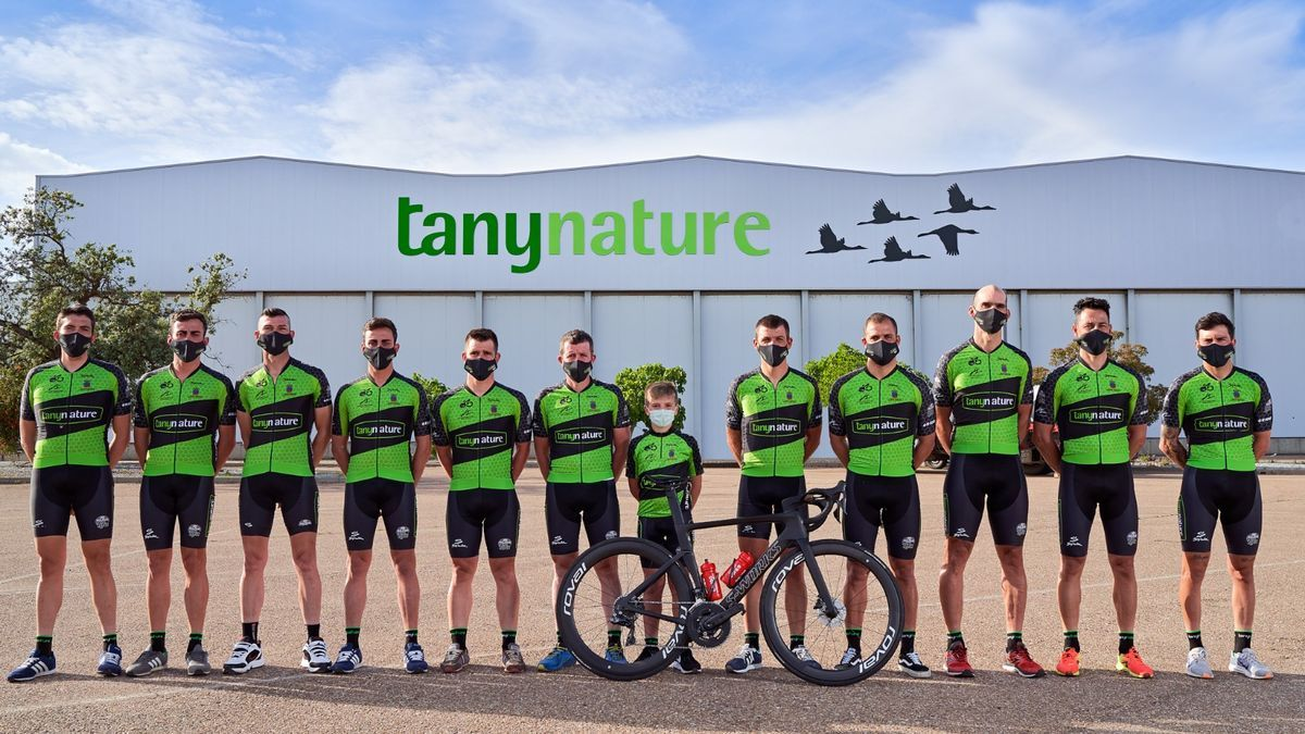 Equipo Tany Nature.