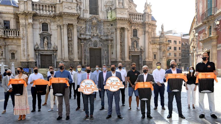 Nace la carrera ciclista 'Non Stop Madrid-Murcia': 700 kilómetros sin escalas